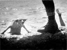 С.Скляров. Мечты о Майами  (Доминиканская Республика). 1993